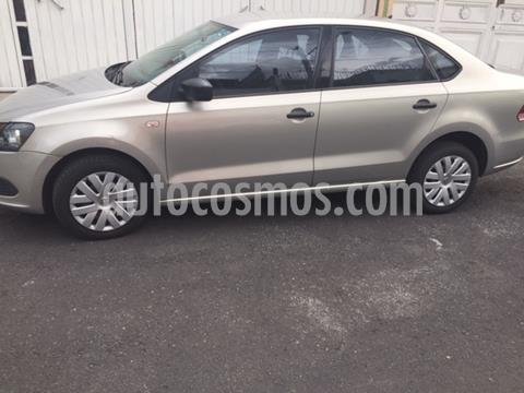 Volkswagen Vento 1.6L usado (2015) color Beige Metalico precio $120,000