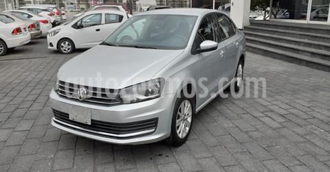 Volkswagen Vento Comfortline usado (2019) color Plata Dorado precio $166,900