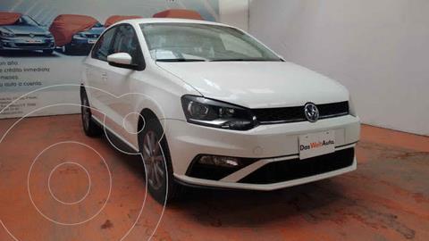 Volkswagen Vento Comfortline Plus Aut usado (2020) color Blanco precio $268,000