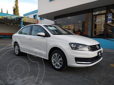 Volkswagen Vento Comfortline usado (2018) color Blanco precio $179,000