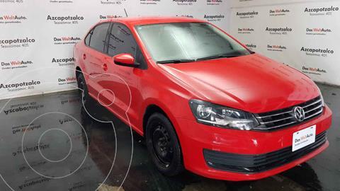 Volkswagen Vento Startline usado (2020) color Gris precio $234,990