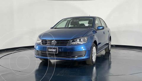 Volkswagen Vento Startline usado (2019) color Azul precio $202,999