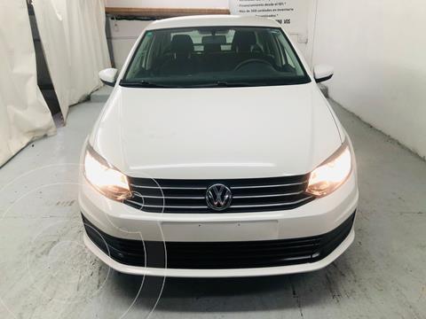 Volkswagen Vento Startline usado (2020) color Blanco precio $209,000
