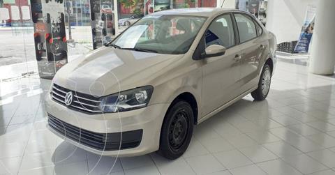 Volkswagen Vento Startline Aut usado (2020) color Beige precio $197,900