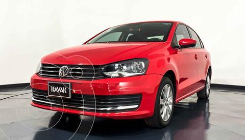 Volkswagen Vento Comfortline Aut usado (2016) color Rojo precio $164,999