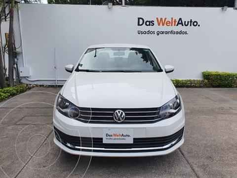 Volkswagen Vento Comfortline Tiptronic usado (2020) color Blanco Candy precio $249,900