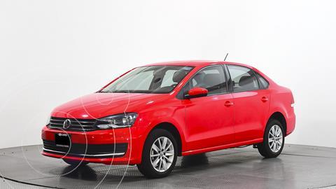 Volkswagen Vento Comfortline usado (2020) color Rojo precio $248,700