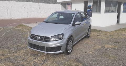 Volkswagen Vento Startline Aut usado (2019) color Plata Dorado precio $159,900