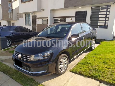 Volkswagen Vento Comfortline usado (2017) color Negro Profundo precio $182,605