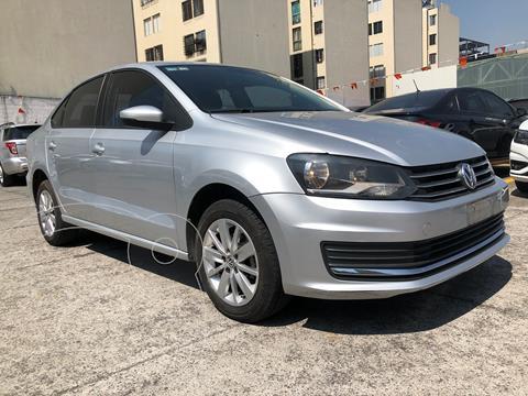 Volkswagen Vento Comfortline usado (2018) color Plata Reflex financiado en mensualidades(enganche $54,500 mensualidades desde $5,206)