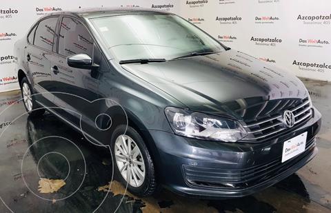 Volkswagen Vento Startline Aut usado (2019) color Gris Carbono financiado en mensualidades(enganche $47,000 mensualidades desde $5,110)