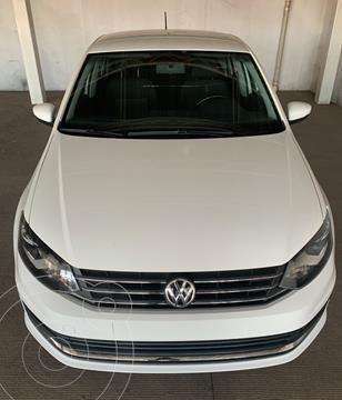 Volkswagen Vento Highline usado (2018) color Blanco precio $195,000
