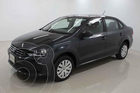 Volkswagen Vento Startline Aut usado (2018) color Gris precio $185,000