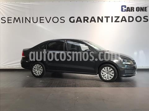 foto Volkswagen Vento Startline usado (2016) color Gris Carbono precio $119,900