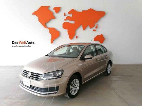 Volkswagen Vento Comfortline usado (2020) color Beige precio $231,090