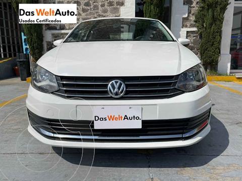 foto Volkswagen Vento Comfortline usado (2016) color Blanco precio $161,859