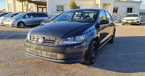 Volkswagen Vento Startline Aut usado (2020) color Gris precio $198,900