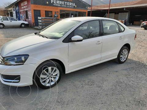 Volkswagen Vento Comfortline usado (2017) color Blanco precio $139,000
