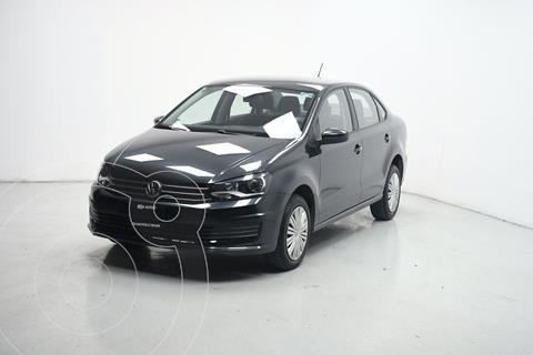 Volkswagen Vento Startline usado (2019) color Gris precio $188,600