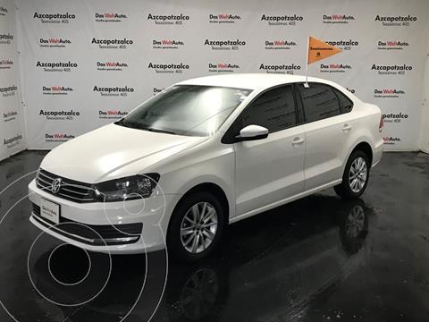 Volkswagen Vento Comfortline Tiptronic usado (2019) color Blanco precio $209,990