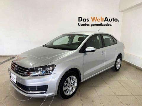 Volkswagen Vento Comfortline usado (2020) color Plata precio $228,431