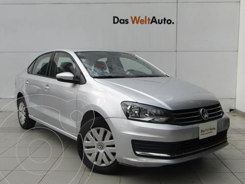 foto Volkswagen Vento Comfortline Aut usado (2019) color Plata Reflex precio $195,000
