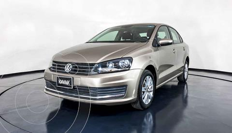 Volkswagen Vento Comfortline Aut usado (2016) color Gris precio $162,999