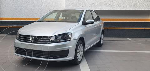 Volkswagen Vento Vento usado (2018) color Plata precio $180,000