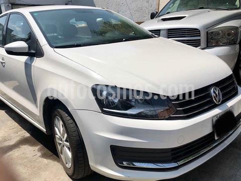 Volkswagen Vento Comfortline Aut usado (2017) color Blanco precio $185,000