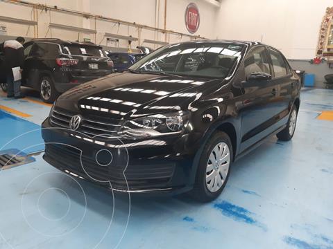 Volkswagen Vento Startline usado (2016) color Negro precio $150,000