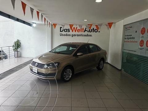 Volkswagen Vento Comfortline usado (2019) color Beige Metalico precio $195,000