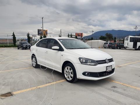 Volkswagen Vento Highline usado (2015) color Blanco precio $158,900