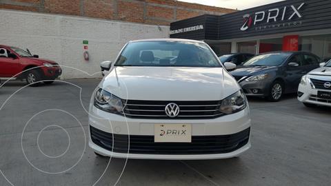 Volkswagen Vento Startline Aut usado (2020) color Blanco precio $215,000