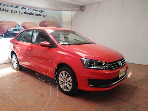 Volkswagen Vento Comfortline Aut usado (2020) color Rojo precio $251,500