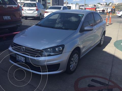 Volkswagen Vento Startline Tiptronic usado (2018) color Plata Dorado precio $178,000