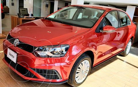 Volkswagen Vento Startline nuevo color Rojo precio $264,490