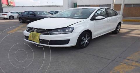 Volkswagen Vento Startline Aut usado (2020) color Blanco precio $204,900