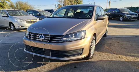 Volkswagen Vento Startline Aut usado (2020) color Beige precio $189,900