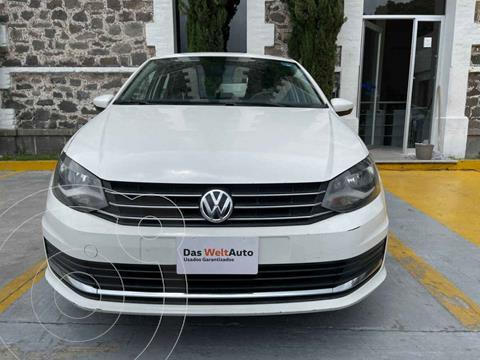Volkswagen Vento Comfortline usado (2016) color Blanco precio $164,815