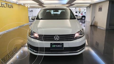 Volkswagen Vento Comfortline Aut usado (2018) color Blanco Candy precio $189,000