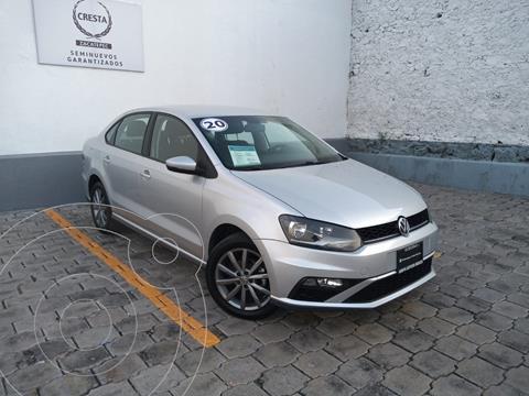 Volkswagen Vento Comfortline Plus usado (2020) color Plata Reflex precio $264,900