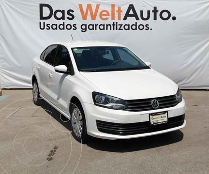 Volkswagen Vento Startline usado (2018) color Blanco precio $179,000