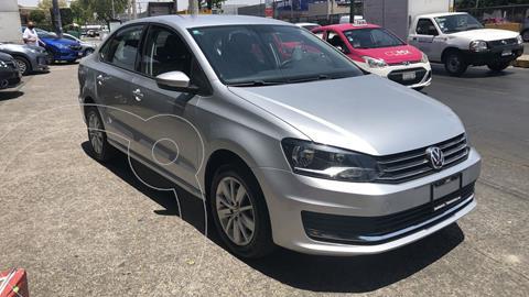 Volkswagen Vento Comfortline Aut usado (2019) color Plata precio $212,000