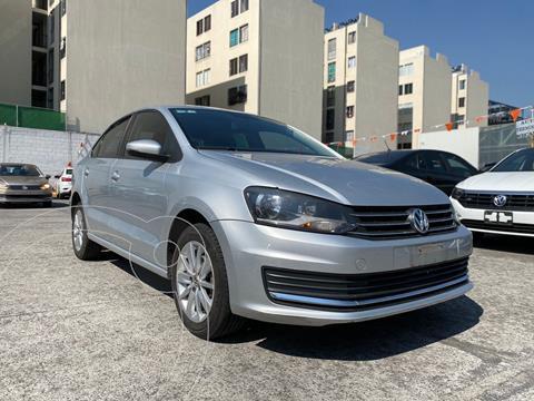 Volkswagen Vento COMFORTLINE 1.6L L4 105HP TIP usado (2018) color Plata Reflex precio $205,000