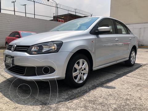 Volkswagen Vento Active usado (2014) color Plata Reflex financiado en mensualidades(enganche $31,000 mensualidades desde $4,308)