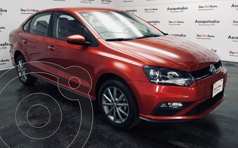 Volkswagen Vento Comfortline Aut usado (2020) color Rojo precio $274,990