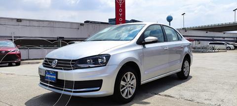 Volkswagen Vento Comfortline Aut usado (2019) color Plata Reflex precio $199,000