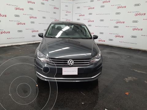 Volkswagen Vento Comfortline usado (2020) color Gris Carbono precio $245,000