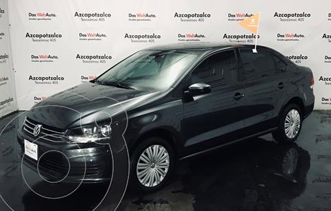 Volkswagen Vento Startline usado (2020) color Gris Carbono precio $214,990