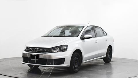 Volkswagen Vento Startline Aut usado (2018) color Plata Dorado precio $188,600